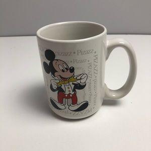 Disney Mickey Mouse Pizazz Definition Coffee Mug